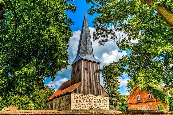 Kirche Karwe