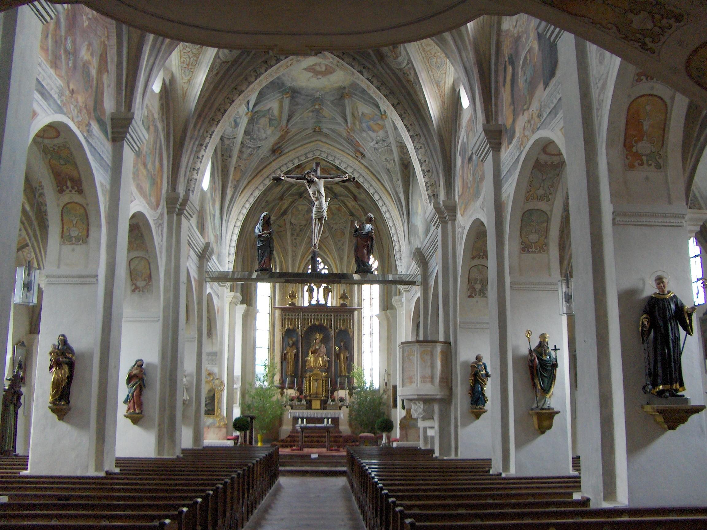 Die Klosterkirche Seeon