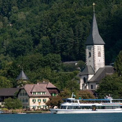 Ossiacher See Schifffahrt