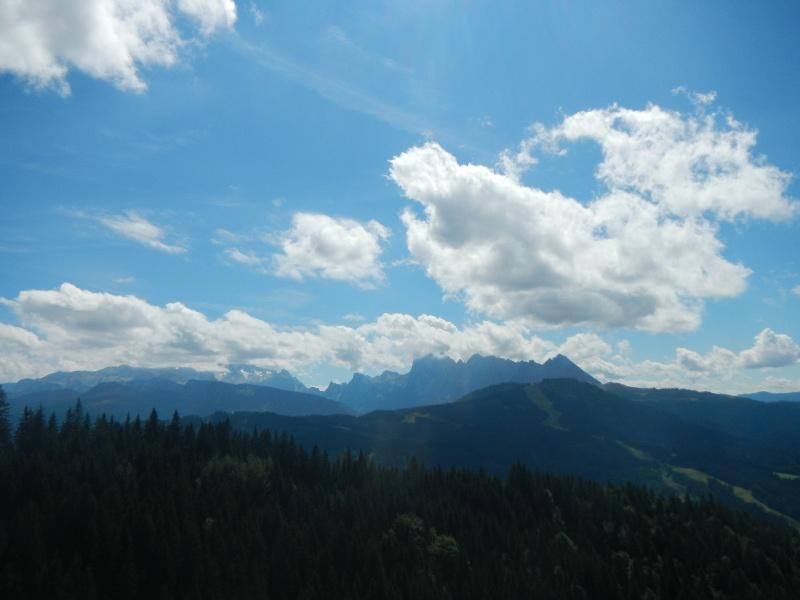 Schöne Aussicht bei Rußbach