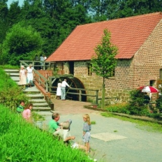 Hofwassermühle am Osterbach