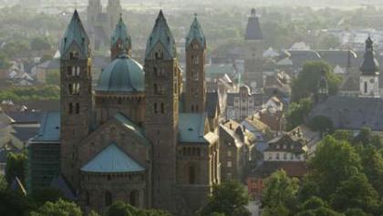 Dom zu Speyer - UNESCO Weltkulturerbe.