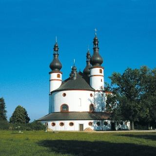 Die Kapplkirche in Waldsassen