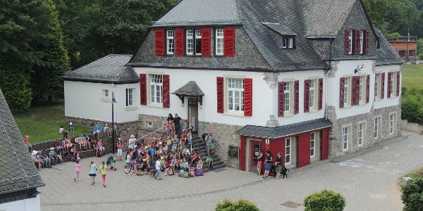 Walderlebniszentrum Soonwald: Start und Endpunkt der Wandertour