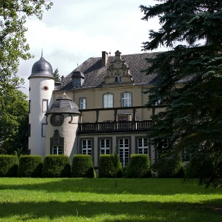 Die Burg Namedy.