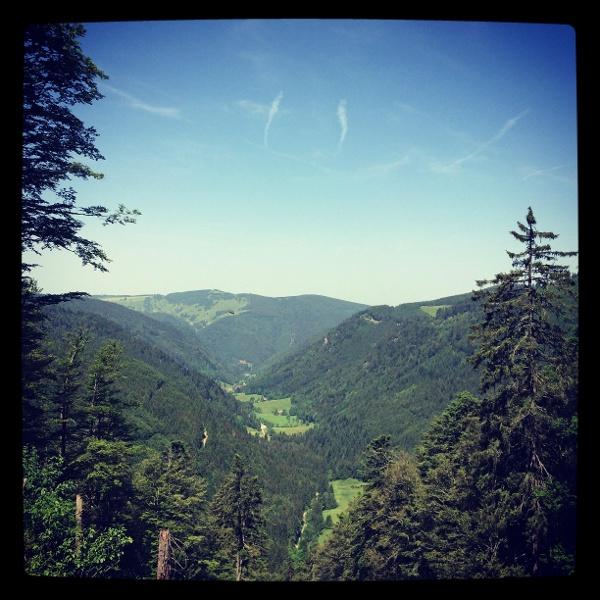 Alpin geht auch im Schwarzwald