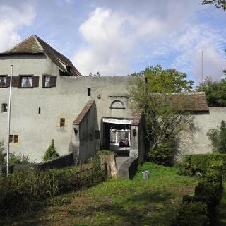 Burg Hohenfriedingen (Friedinger Schlössle)
