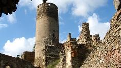 Bergfried Ruine Kollmitz >450m