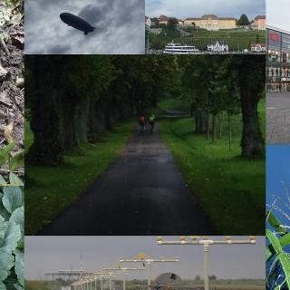 Aleen - Saupfade - Filderkraut - Metzingen - Meersburg - Zeppelin!
