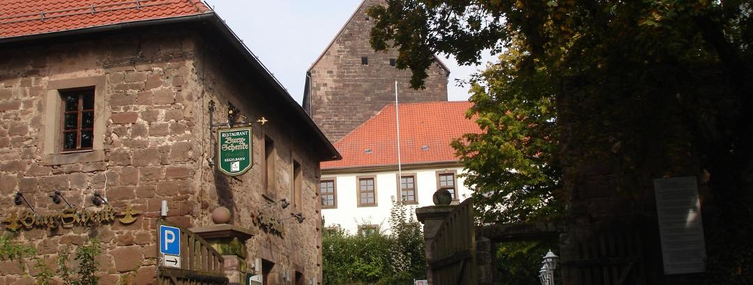 Burg Hardeg in Hardegsen