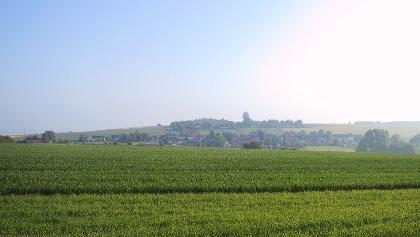 Ausblick vom Kaiserstein