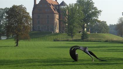 """""""Schloss Ulrichshusen"""" ist eines der ältesten erhaltenen Herrenhäuser in Mecklenburg."""