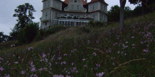 Das Hotel Bayern