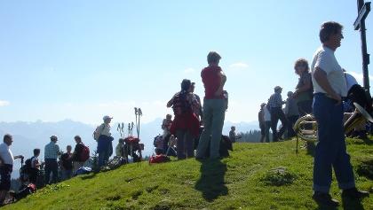 Rangiswanger Horn Gipfel