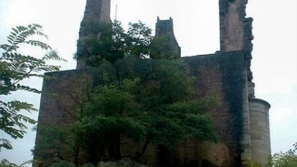 Burgruine Ramstein
