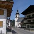 Eine der Sehenswürdigkeiten in Tannheim ist die Kirche.