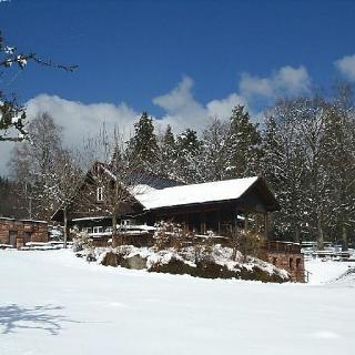 Grünhütte Winter