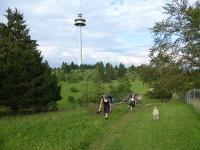Wanderer am Plettenberg