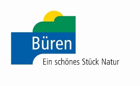 Logo Stadt Büren