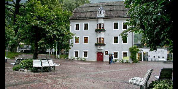 altes Rathaus von Sand in Taufers