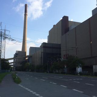 Voerde, Kohlekraftwerk