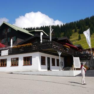 Grasgehren hut