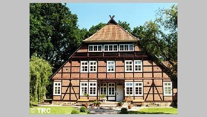 Fachwerkhaus in Eschede.