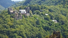 ebike-Tour 5: Rundtour durch den Moselhunsrück und die Grafschaft Veldenz