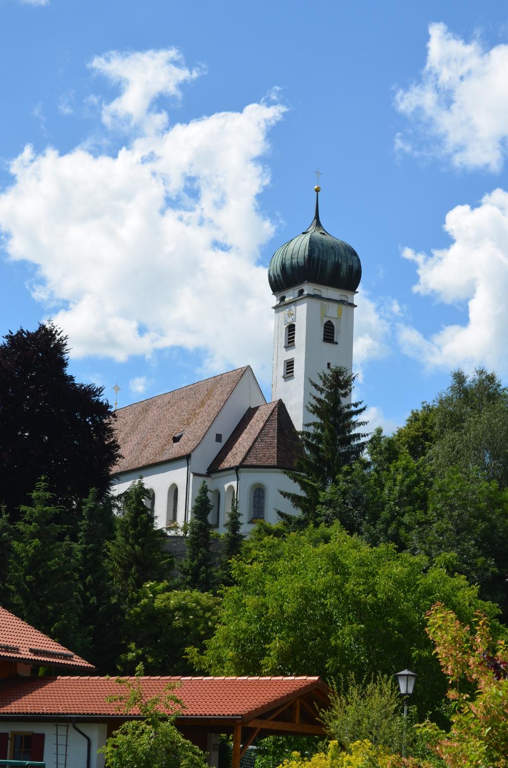 Pfarrkirche St. Georg (Gemeinde Böbing)