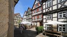 Deutsche Fachwerkstrasse: Radtour von Schorndorf nach Kirchheim unter Teck