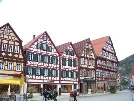 Tour durch alle vier Stadtteile Bad Urachs