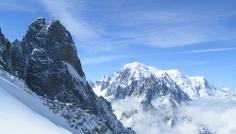 Skihochtour – Haute Route von Chamonix (Frankreich) nach Zermatt (Schweiz)