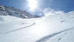 Aufbaukurs Skitourengehen Franz-Senn-Hütte