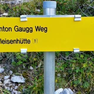 Toni Gaugg Weg