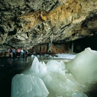 Schellenberger Eishöhle.