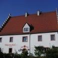 Das Schloss in Blaibach wurde zu einem Restaurant umgebaut.