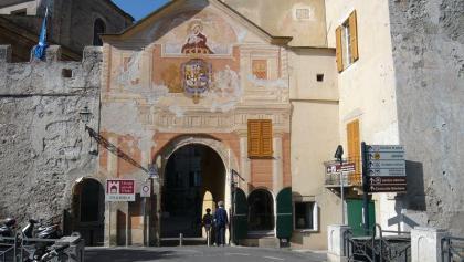 La porta orientale di Finalborgo