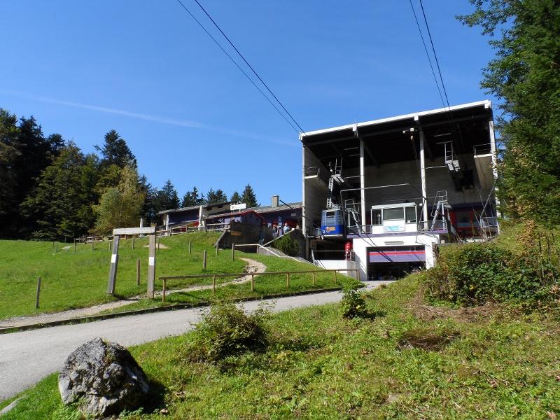 Hochriesbahn Mittelstation
