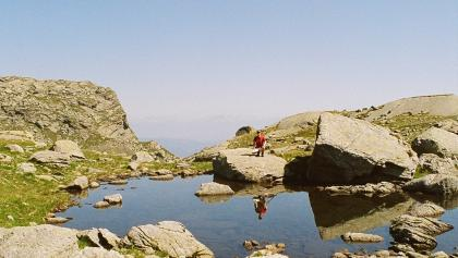 An den Spronser Seen.