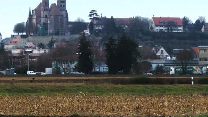 Das auf dem Berg liegende Münster.