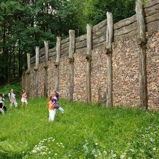 Keltischer Ringwall