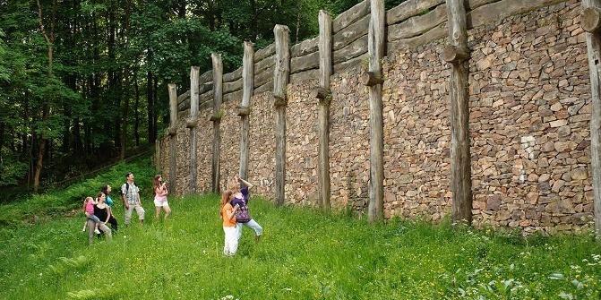 keltischer ringwall monument