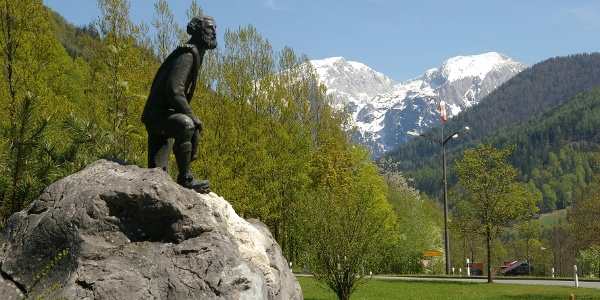Berchtesgadener Radstern West - Hintersee