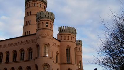 Fürst Wilhelm Malte I. von Putbus war Bauherr des 1852 vollendeten Schlossbaus.