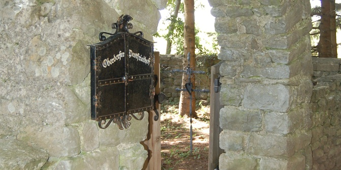 Marktoberdorfer Pestfriedhof.