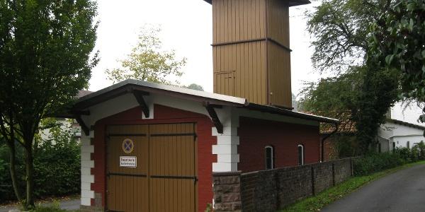 Altes Spritzenhaus in Extertal-Almena