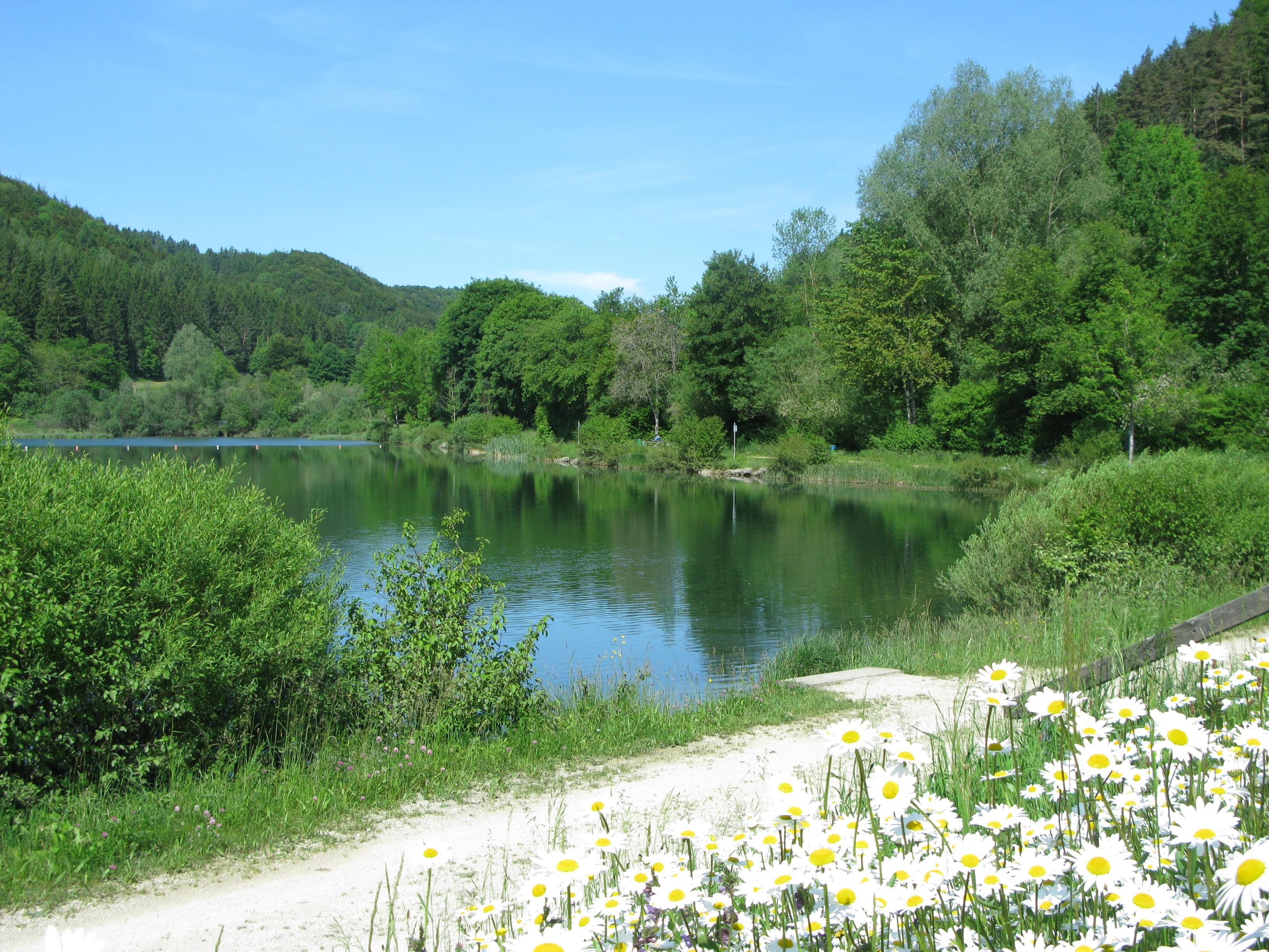 Stausee Oberdigisheim