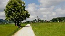 Rad: Rupertiwinkel-Radweg