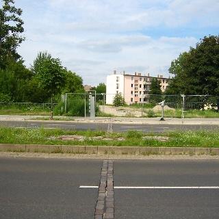 Die Sonnenallee in Berlin.