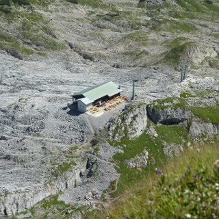 Berggasthof Bergadler (2030m)